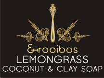 Rooibos and lemongrass Coconut & Clay soap