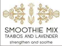 Taaibos and Lavender Smoothie Mix